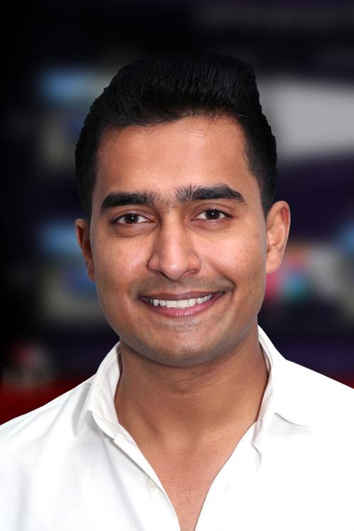 Anurag Reddy - Chargé de projet
