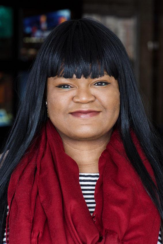 Christelle Songue - Commis comptable