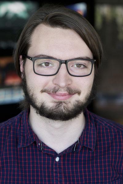 Erwan d'Orgeville - Programmeur