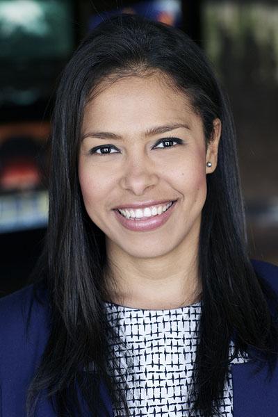 Isabel Nadjar - Responsable des ventes, Amérique latine