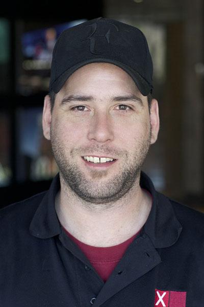 Eric Thibert - Superviseur d'entrepôt