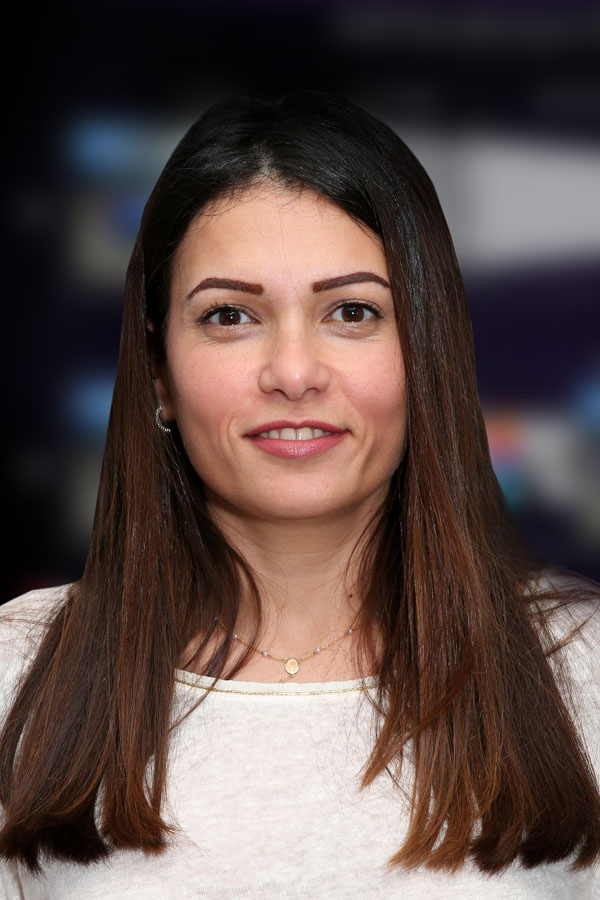 Mariem Morckos - Coordonnatrice