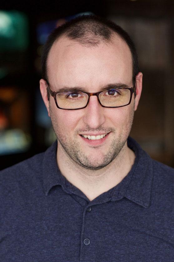Sylvain Boucher - Programmeur de systèmes