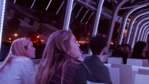 spectacle immersif bateau-mouche